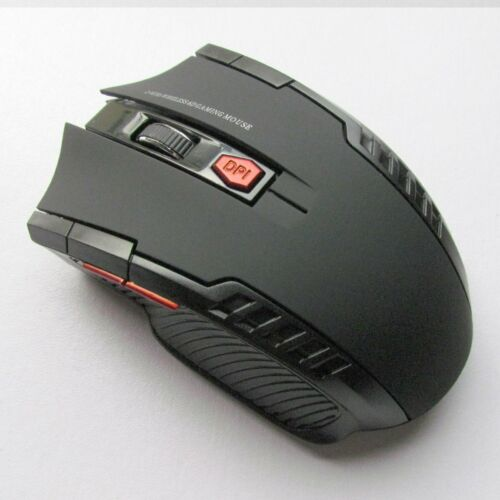 2.4GHz USB Wireless Grip Optical Mouse Cordless Mice For Computer PC Laptop