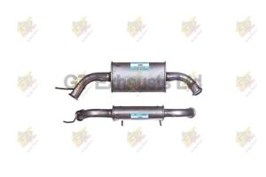 Renault Trafic TXX [1989-2001] Box 1.9 D Box with centre pipe RN802 7700310071