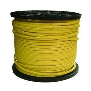 Romex 12 3 With Ground Electrical Wire 50ft Coil New Ebay
