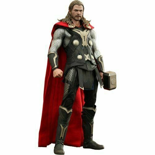 Hot Toys Thor The Dark World 1 6 Scale Collectible Figure Thor For Sale Online Ebay