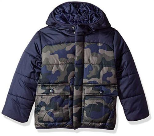 Rothschild Infant Boys Navy Camo Jacket Size 3//6M 6//9M $60