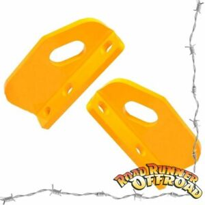 Heavy Duty Recovery / Tow Point to suit Toyota Landcruiser 200 Series