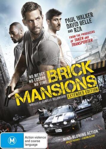 1 of 1 - Brick Mansions (DVD, 2014)