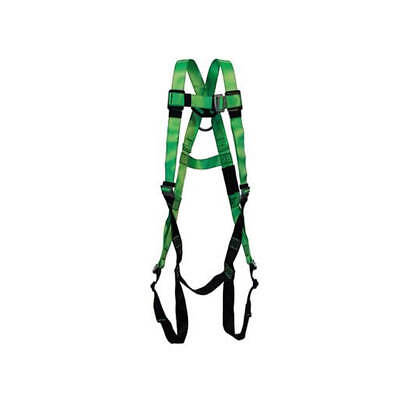 PeakWorks Class A D-Ring Contractor Fall Arrest Full Body Safety Harness