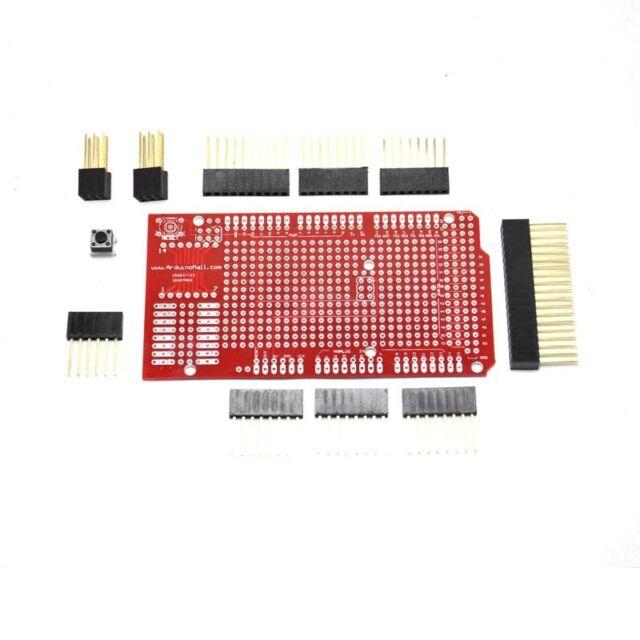new Protoshield Prototype Shield DIY KIT A1 for Arduino Mega 1280 2560 R1 - R3