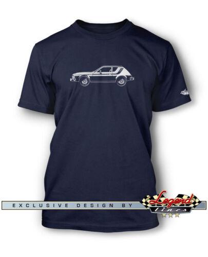 Multiple Colors /& Sizes American Car AMC Gremlin X 1974-1975 Men T-Shirt