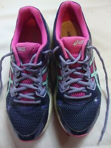 5 Running 43 Womens 11 Multi Usa Taglia color Sneakers Shoes Asics Euro HtPqw