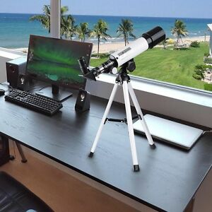 Mini-Astronomical-Telescope-Tube-Refractor-Monocular-Spotting-Scope-Tripod