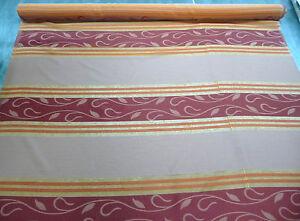 deco-tissu-rideau-voile-Panier-marchandise-au-metre-160-cm-large-rayures-blanc