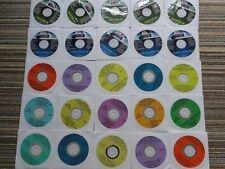 25 CDG KARAOKE DISCS CD+G MUSIC MAESTRO COUNTRY,FRANK SINATRA,R&B,SOUL SONGS CD