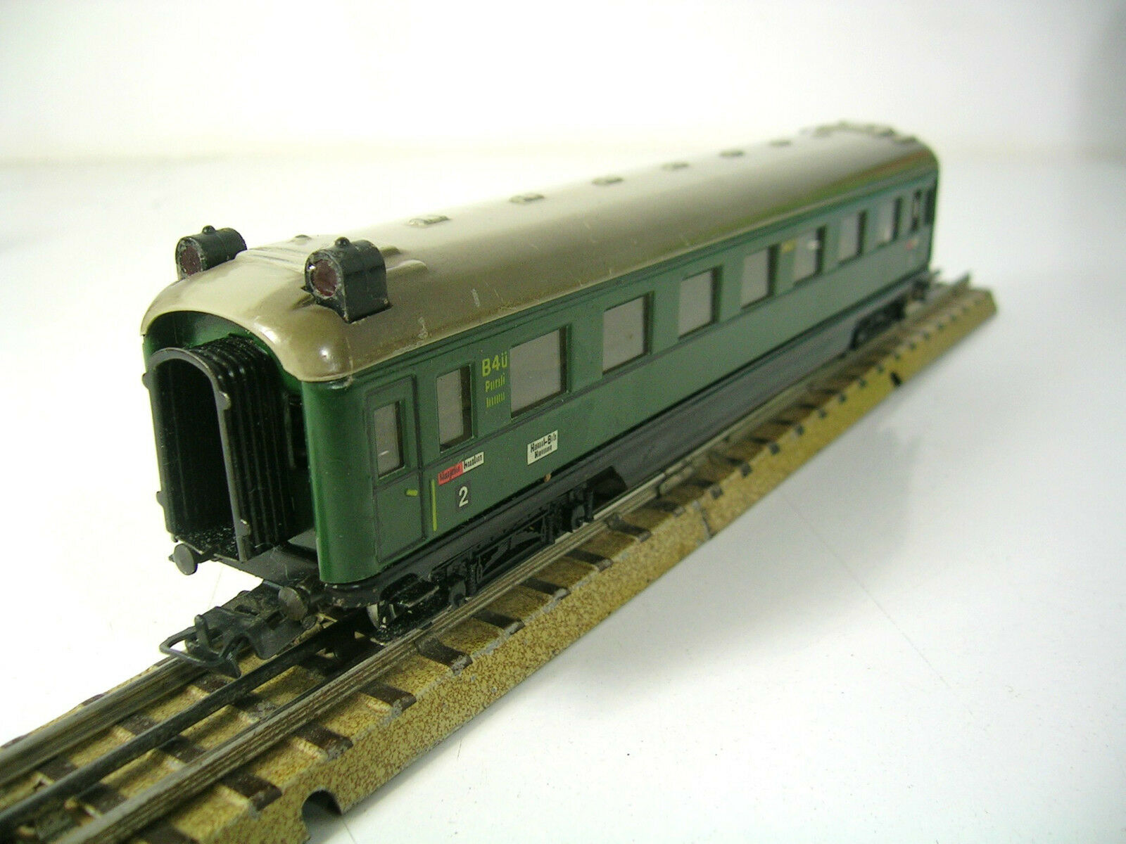 h0 00 vagoni 346/1 BS 4007 1955 Top 800