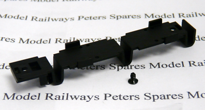 X6710 Hornby Spare MOTOR RETAINERS for R3273 CROSTI 9F