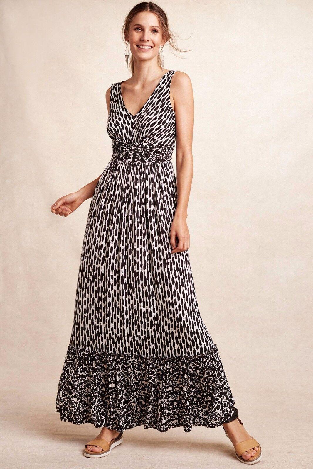 Nuevo con etiquetas Plenty by Tracy Reese Costa  Jersey Maxi vestido XS  hasta un 60% de descuento