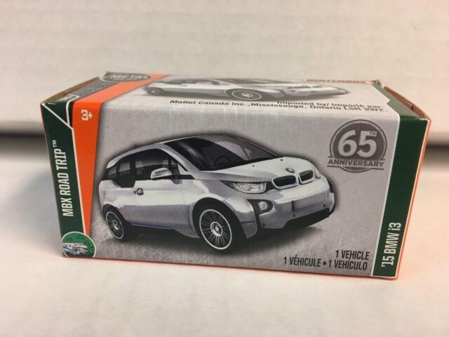 orange Paragon BMW-3 BMW i3