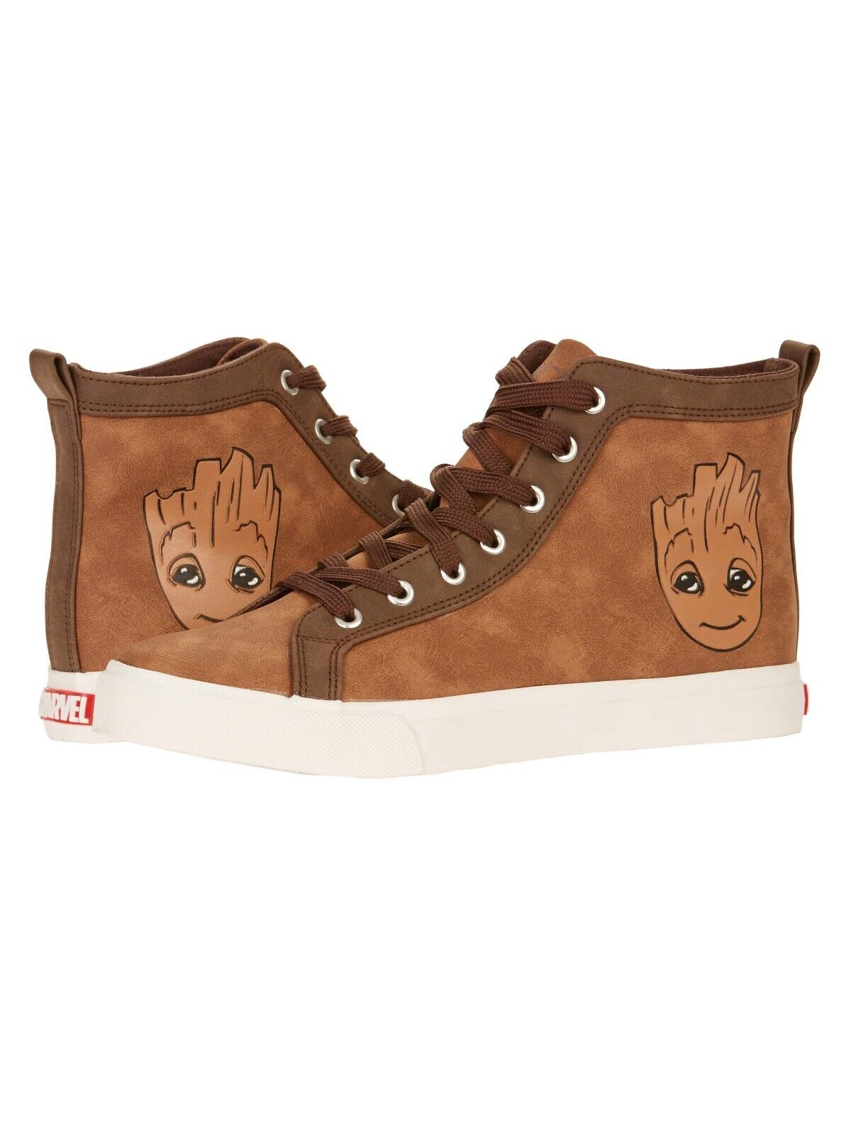SZ 12 Marvel GROOT HighTops Sneakers shoes Avengers Guardians Of The Galaxy GOTG