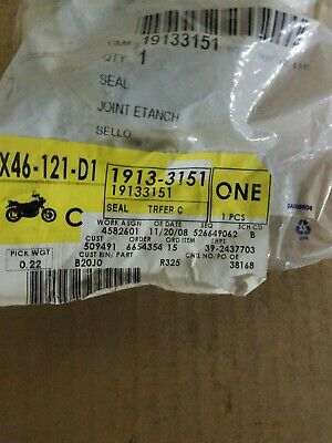 Manual Trans Drive Shaft Seal ACDelco GM Original Equipment ...