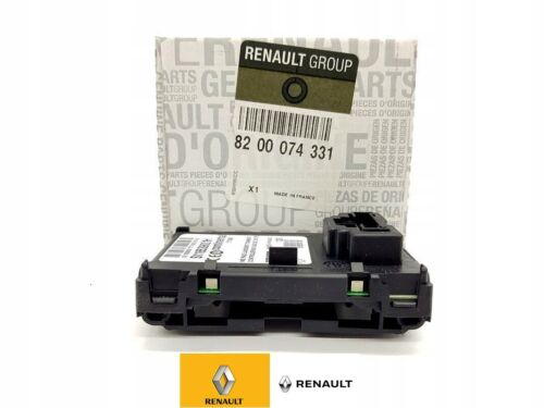 Original Lecteur de carte Renault Megane II 2003-2006 8200074331