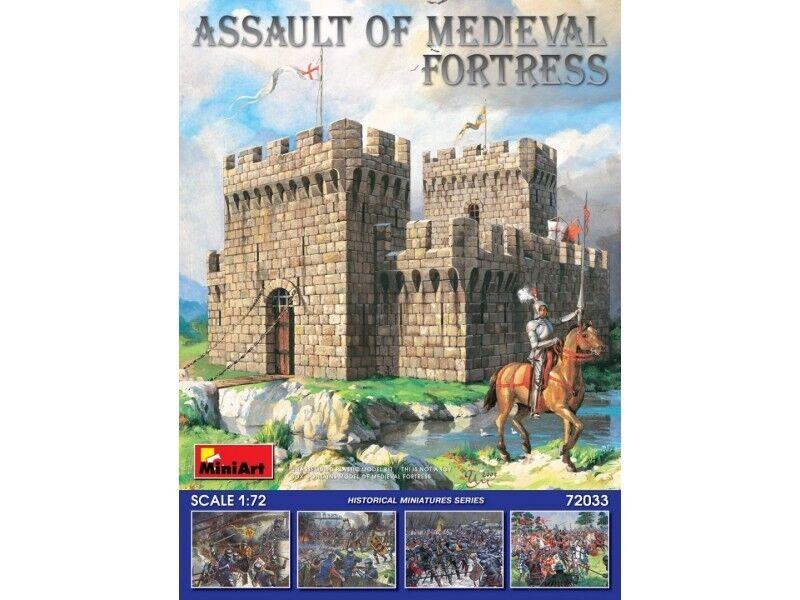 MiniArt - Assault of Medieval fortress - 1 72 72 72 8cbbc4