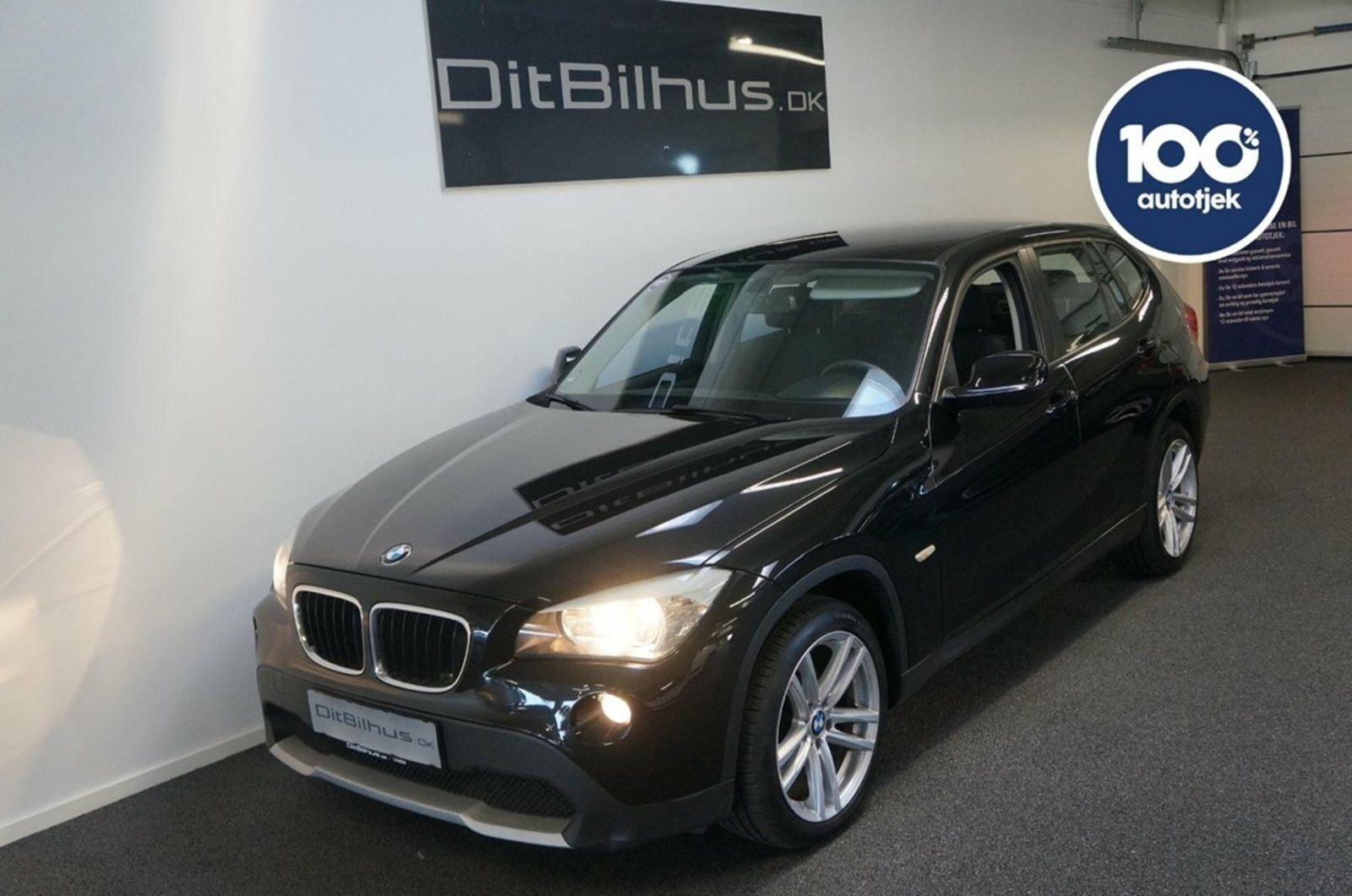 BMW X1 2,0 sDrive20d aut. 5d - 188.888 kr.