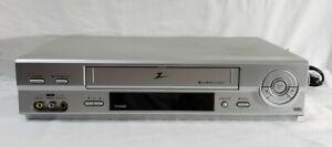 Zenith-VCS-442-4-Head-VCR-Video-Cassette-Recorder-VHS-Tape-Player-NO-REMOTE