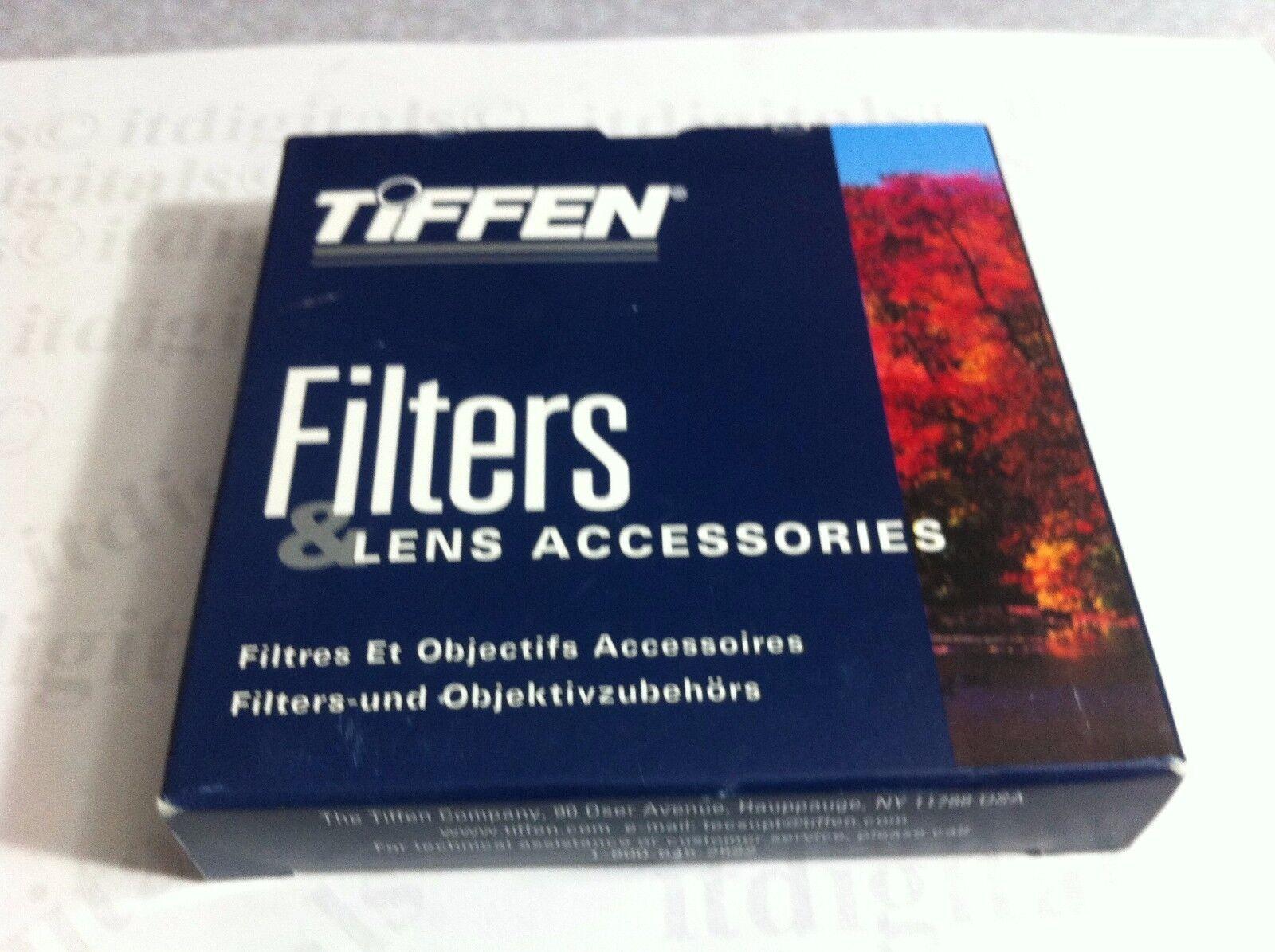 Tiffen 49BDFX5 49mm Black Diffusion 5 Filter