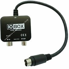 iO-LINK BOX  RF OUTPUT FOR NEW SKY HD BOX 4 MAGIC EYE TV LINK , SAME AS GLOBAL