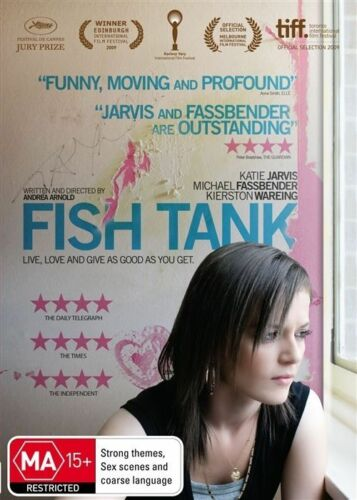 1 of 1 - Fish Tank NEW R4 DVD