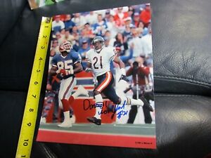 Donnel Woolford  signed 8x10 Autographed Photo