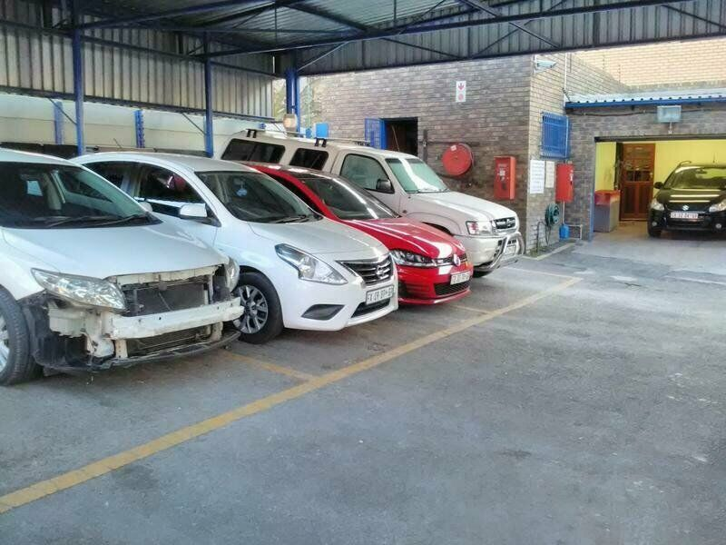 Commercial property - car wash, coffee shop, panel beater are the tenants