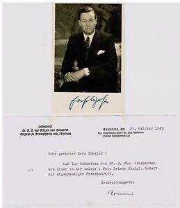 Ernst August Von Hannover (1914–1987)
