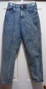 Lee acido affusolata 6p vita Made 26x28 Gamba Jeans con a size risciacquo alta U Vintage B8OdTnB