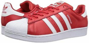 newest collection 22220 1a915 Image is loading ADIDAS-SUPERSTAR-ORIGINAL-LEATHER-LOW-SNEAKERS-MEN-SHOES-