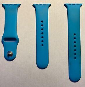 Apple-Watch-Blue-Sport-Band-Series-0-1-2-3-38mm-4-amp-5-40mm-Original-2015-1st-Gen