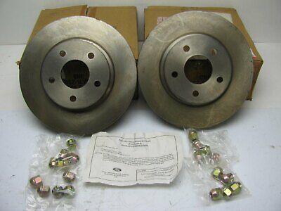 OEM Ford Disc Brake Rotor /& Hub Assy F1ZZ1102B For 85-88 Thunderbird Cougar