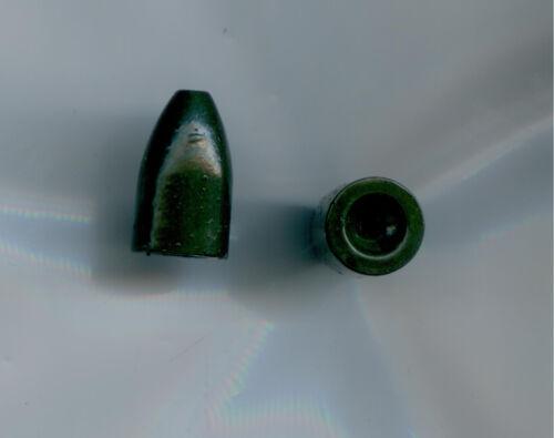 4 per pack 3//16oz WATERMELON SEED tungsten worm weights