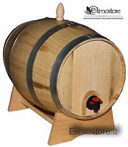 Botte porta bag in box per sacche da 3 5 e 10 litri di for Case in legno svantaggi