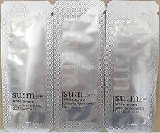 SU:M 37 White award Ultimate Whitening Spot Essence EX 20pcs Anti Aging SUM