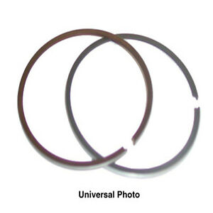 WISECO 86.5 mm REPLACEMENT PISTON RINGS QUADZILLA SUZUKI LT500R QUAD RACER 500