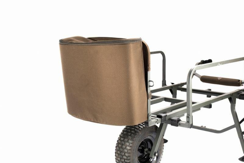 Nash Trax Frontlader Karpfenangeln Schubkarre Koffer