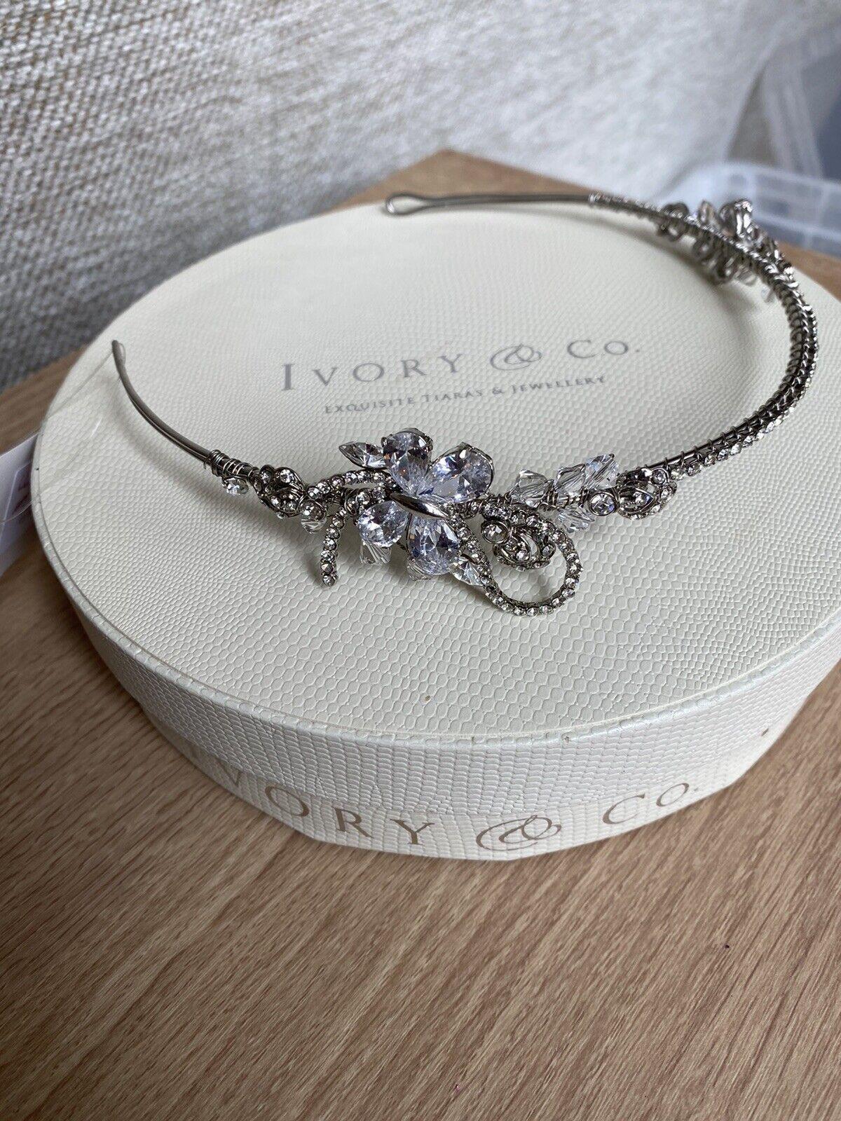 Ivory & Co Headband Tiara