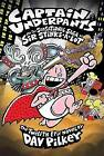 Captain Underpants and the Sensational Saga of Sir Stinks-A-Lot by Dav Pilkey (Hardback, 2015)