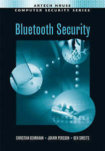 Bluetooth Security By Ben Smeets, Joakim Persson, Christian Gehrmann... TrèS Poli