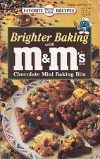 BRIGHTER BAKING WITH M&M'S BRAND CHOCOLATE MINI BAKING BITS COOKBOOK VOL. 5, #98