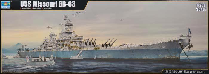 Des affiches pour des cadeaux, des coins coupés à envoyer! Joyeux Noël! Uss Missouri Bb-63 Battleship Plastic Kit 1:200 Model 3705 TRUMPETER | Outlet Store En Ligne