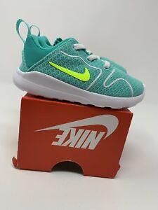 super popular eaff1 c0698 Image is loading BABY-GIRL-Nike-Kaishi-2-0-Shoes-Teal-