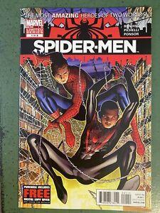Peter Parker Spectacular Spider-Man #1 Hip Hop Variant Marvel Comics 1st Print