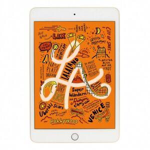 Apple IPAD MINI 2019 (a2133) WIFI 64 GB ORO-tablet-NUOVO! **
