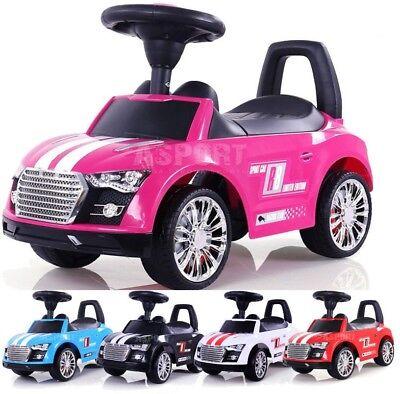 Pflichtbewusst Milly Mally Racer Rutschauto Rutscher Lauflernwagen Lauflerngerät Kinderauto 100% Original Bobby Car