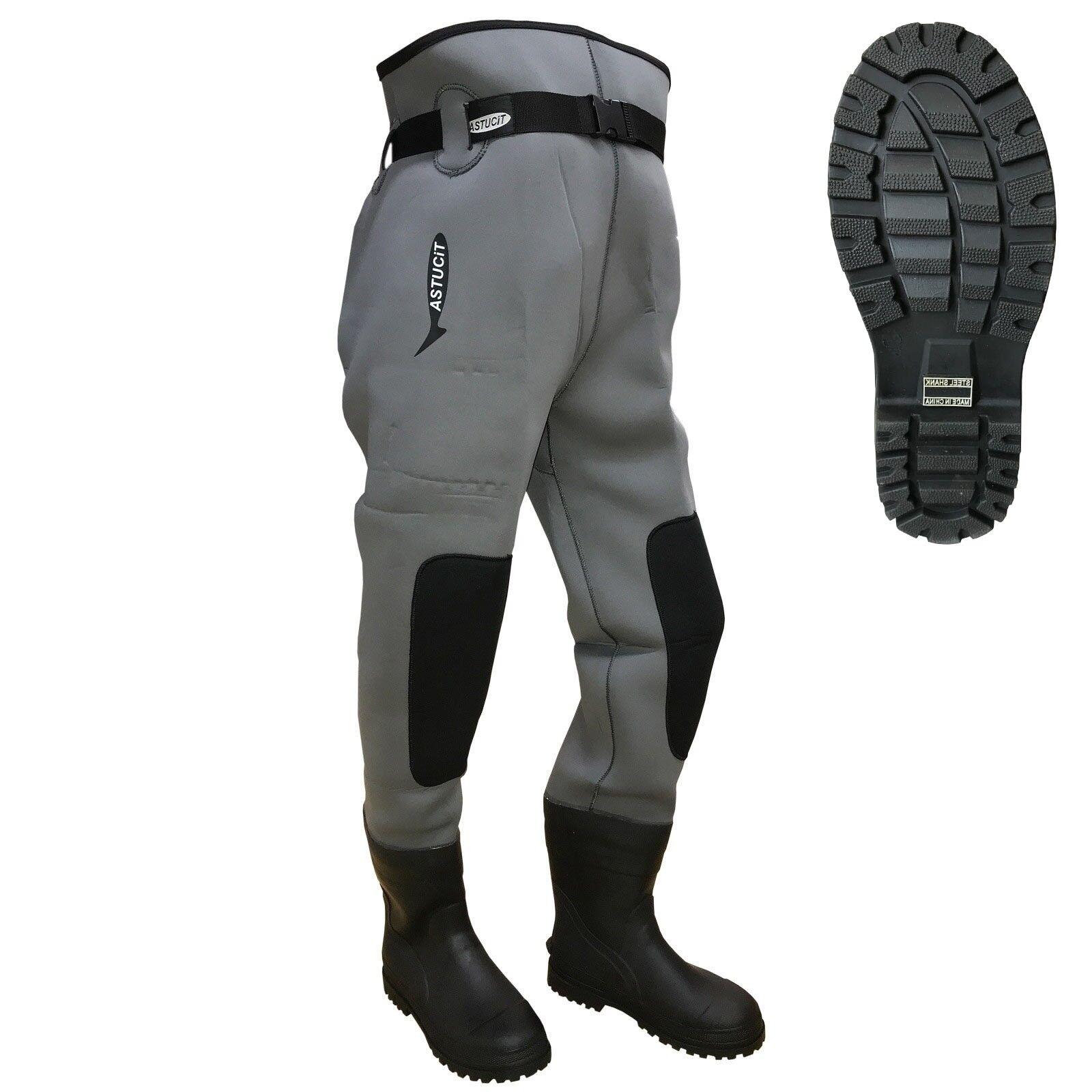 Aguaberg ASTUCIT pantalones - Deluxe neopreno 4 mm Talla  42 43  diseño único