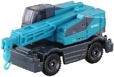 TOMICA #73 KOBELCO ROUGH TERRAIN CRANE PANTHER-X 250 1//116 SCALE NEW IN BOX